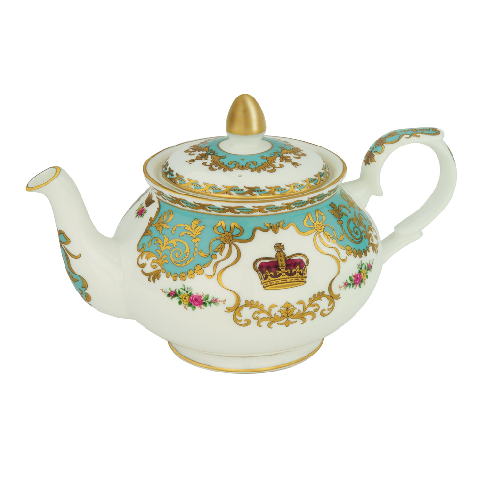Palace teapot