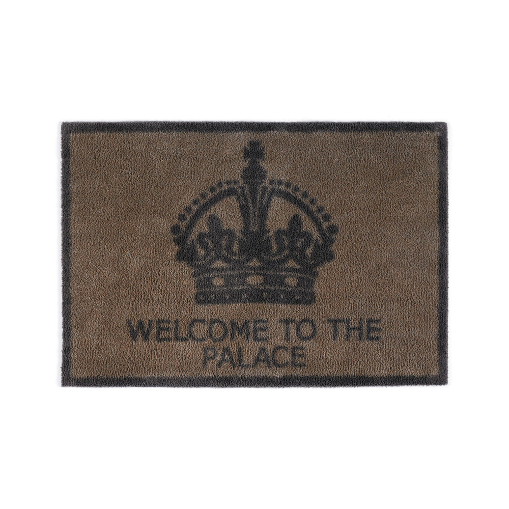 Welcome to the Palace door mat