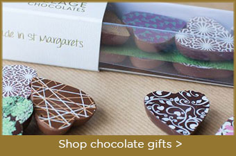 Luxury chocolate gifts