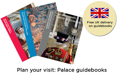 Official palace guidebooks