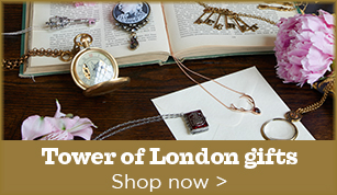 Tower of London wedding gifts