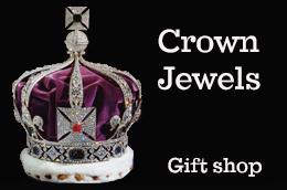 Crown Jewels official gift shop