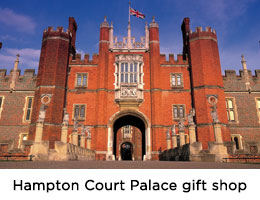 Official Hampton Court Palace gift shop