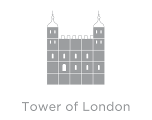 Tower of London shop collection