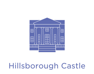 Hillsborough Castle shop