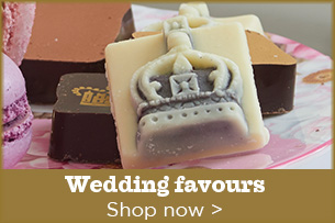 Royal wedding favours