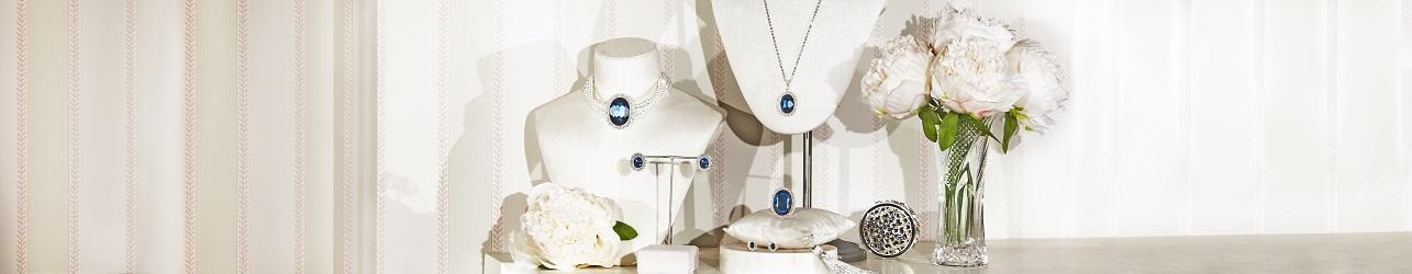 Princess Diana jewellery collection