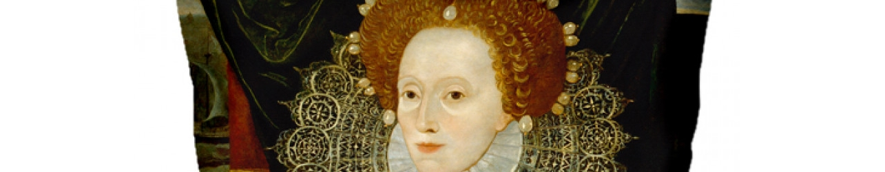 Queen Elizabeth I books & gifts