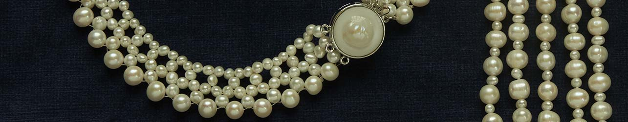 Real Pearl Jewellery - Classic pearls & replica royal pearl jewellery