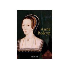 Anne Boleyn (Pitkin Guide) by Valerie Shrimplin