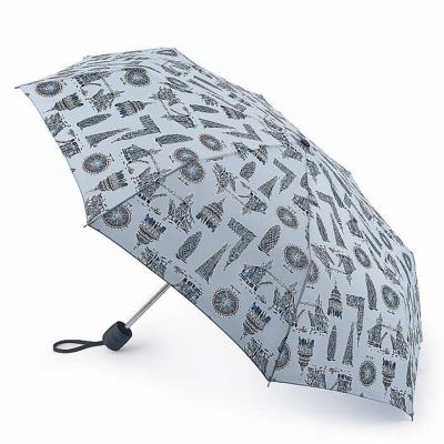 Fulton London icons stowaway umbrella