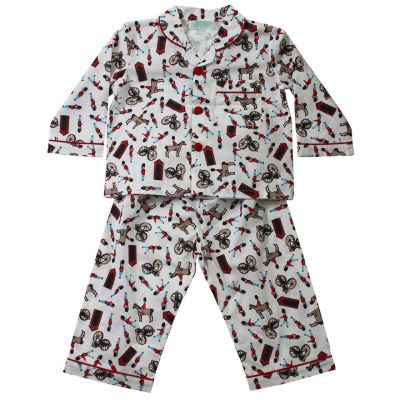 Traditional Horseguards Children's pyjamas