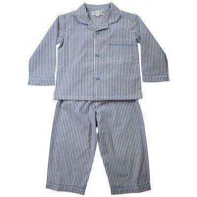 Striped kids pyjamas