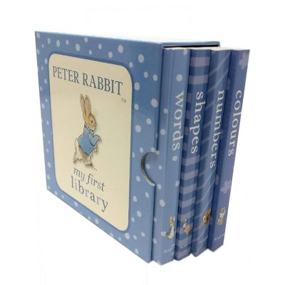 Peter Rabbit 'My First Library' - Children's Book Collection