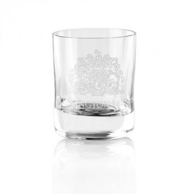 Kensington Palace tot glass