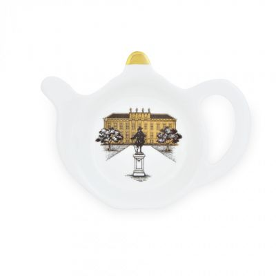 William Edwards Kensington Palace gates tea bag tidy