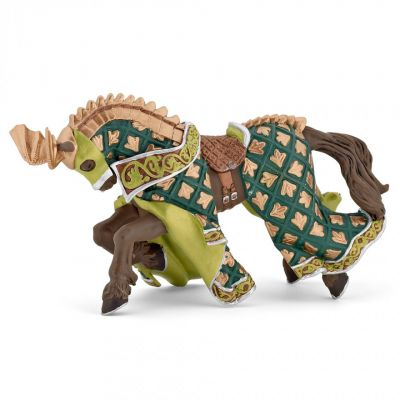 Papo UK Green dragon horse model toy