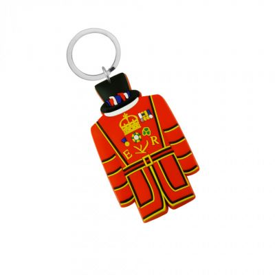 Yeoman Warder key ring