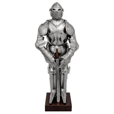 Miniature armour
