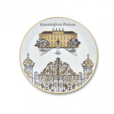 William Edwards Kensington Palace gates bonbon dish