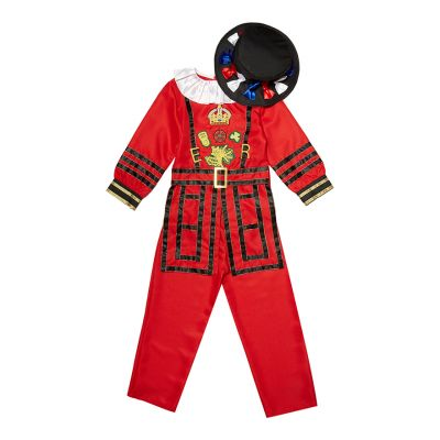 Beefeater dress up costume