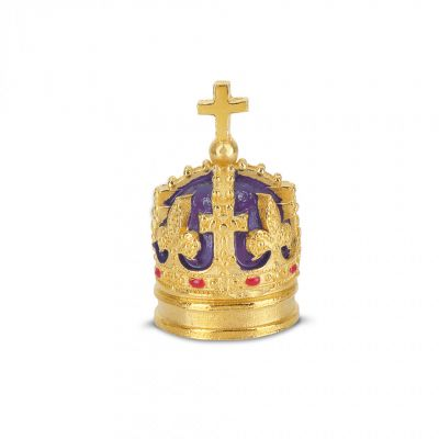Henry VIII crown model thimble