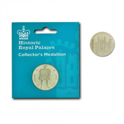 Henry VIII collector's medallion