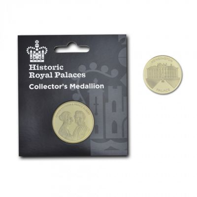 Victoria and Albert collector's medallion