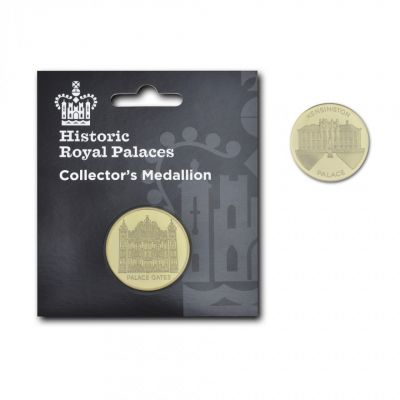 Kensington Palace collector's medallion