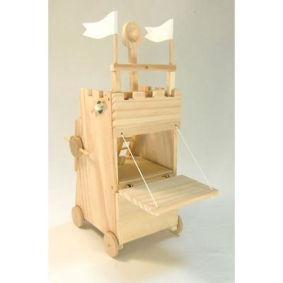 Medieval siege tower kit