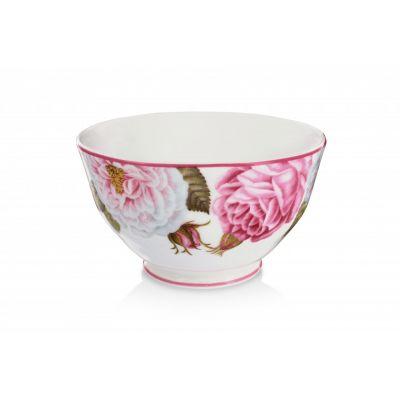 royal palace rose fine bone china sugar bowl