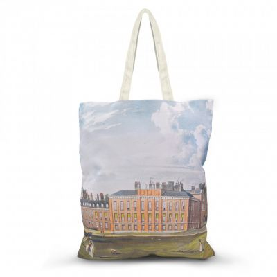 Kensington Palace vintage tote bag