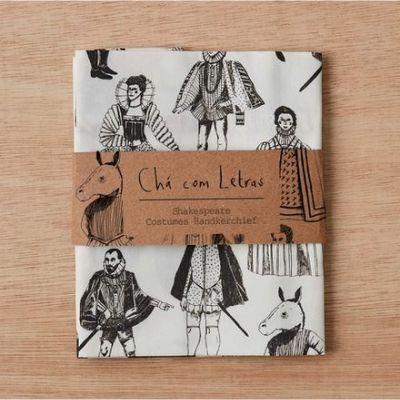 Shakespeare costumes handkerchief