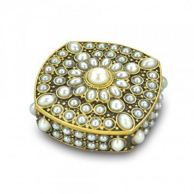 Pearl Trinket Box