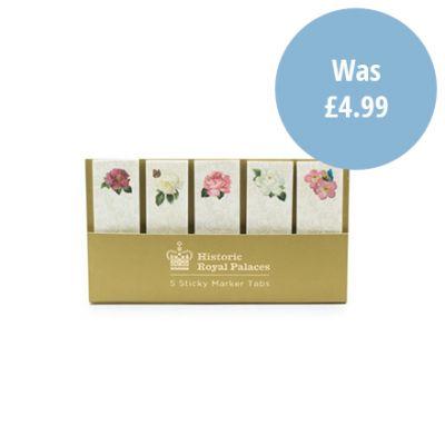 Royal Palace Rose sticky maker tabs