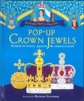 Fun fact Crown Jewels activity book