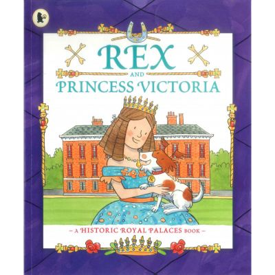 Rex and Princess Victoria childrens story book