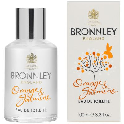 Orange and Jasmine Eau De Toilette 50ml