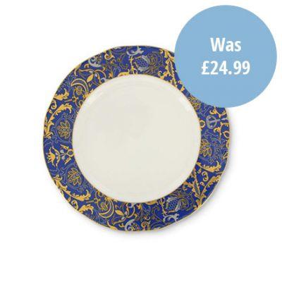 Royal Victoria bone china side plate 18cm
