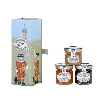 Wilkin & Sons Tiptree Beefeater trio gift set