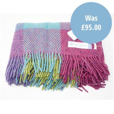 Hillsborough Wool Blanket
