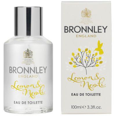Bronnley Lemon and Neroli eau de toilette