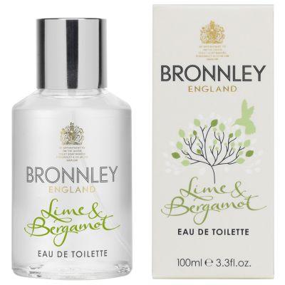 Bronnley Lime and Bergamot eau de toilette