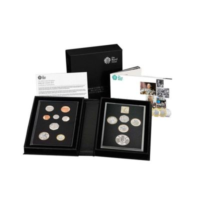 The Royal Mint United Kingdom collector proof coin set 2020