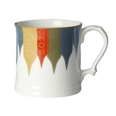 Field of the Cloth of Gold Flags Coffee Mug 2020 dated