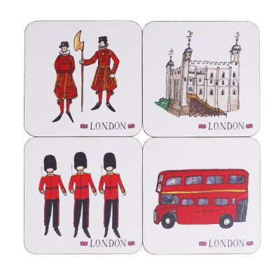 London Icons Coasters