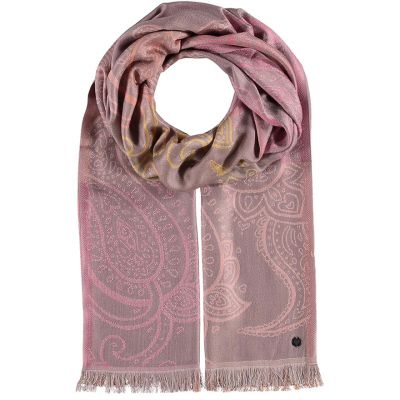 Paisley Woven Jaquard Scarf
