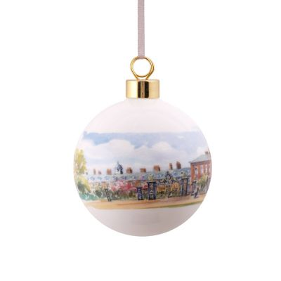 Kensington Palace Watercolour Bauble