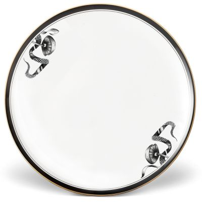 'Shoe of Eden' fine bone china dinner plate