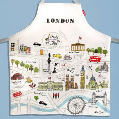 London map apron